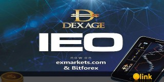 The Revolutionary Exchange - DEXAGE- has secured an IEO on BitForex and Exmarkets.