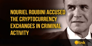 Nouriel Roubini accused the cryptocurrency exchanges in criminal activity