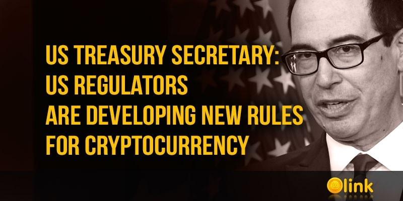 US-Treasury-Secretary-new-rules-for-cryptocurrency
