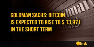 Goldman Sachs: Bitcoin is expected to rise to $ 13,971 in the short term