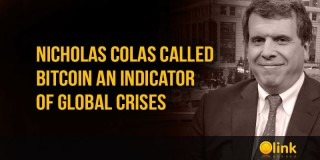 Nicholas Colas called Bitcoin an indicator of global crises