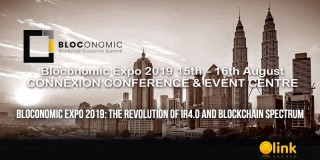 BLOCONOMIC EXPO 2019: THE REVOLUTION OF IR4.0 AND BLOCKCHAIN SPECTRUM