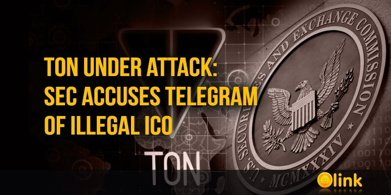 SEC-accuses-Telegram-of-illegal-ICO