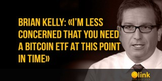 Brian Kelly: I'm less concerned that you need a Bitcoin ETF at this point in time
