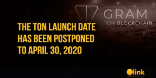 The TON launch date has been postponed to April 30, 2020