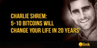Charlie Shrem: how 5-10 Bitcoins will change your life in 20 years