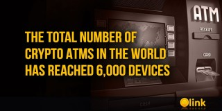 The total number of crypto ATMs in the world has reached 6,000 devices