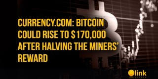 Currency.com: Bitcoin could rise to $ 170,000 after halving the miners