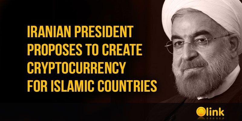 Hassan-Rouhani-cryptocurrency-for-Islamic-countries