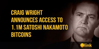 Craig Wright announces access to 1.1M Satoshi Nakamoto Bitcoins