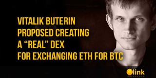 "Vitalik Buterin proposed creating a ""real"" DEX for exchanging ETH for BTC - posted in ICO List Blog"