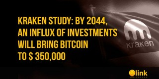 Kraken study: by 2044, an influx of investments will bring Bitcoin to $ 350,000 - posted in ICO List Blog