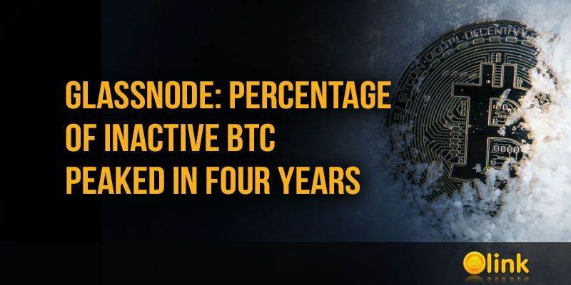 Glassnode-percentage-of-inactive-BTC