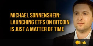 "Michael Sonnenshein: ""launching ETFs on Bitcoin is just a matter of time"" - posted in ICO List Blog"