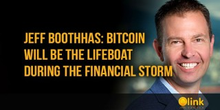 Jeff Boothhas: Bitcoin will be the lifeboat during the financial storm - posted in ICO List Blog
