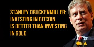 Stanley Druckenmiller: investing in Bitcoin is better than investing in gold - posted in ICO List Blog