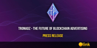 TRONADZ - The Future of Blockchain Advertising - posted in ICO List Blog