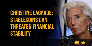 Christine Lagarde: Stablecoins can threaten financial stability - posted in ICO List Blog