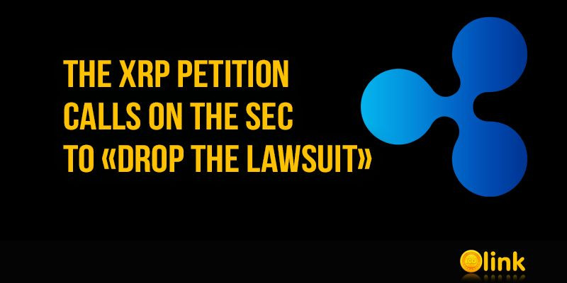 The XRP petition calls on the SEC