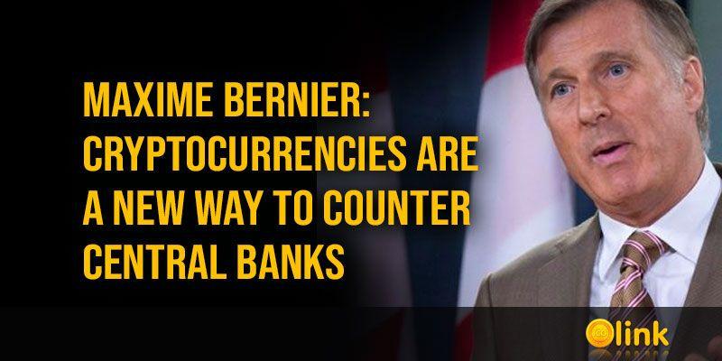 Maxime-Bernier-cryptocurrencies-a-new-way