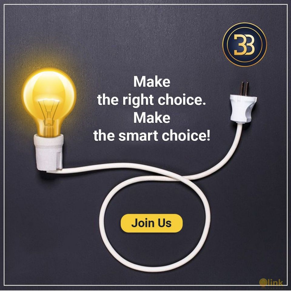 Make the right choice. Make the smart choice!Choose platforms based on blockchain technology like Bitbose. https://www.bitbose.com/signupJoin Telegram https://t.me/bitbose#bitbose #bosetoken #ICO #ETH #cryptocurrencies #icosale #blockchain #cryptocurrency #altcoin #bitcoin #ethereum