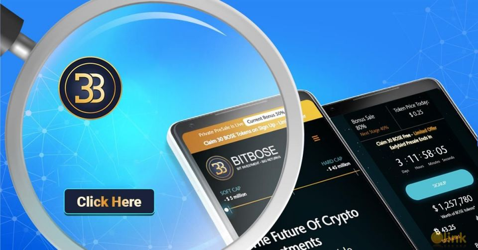 #???????????????????????????? ????????????????????????????:3 days left until end of #PrivatePreSale of bose #tokens Special price 1Bose=0.25$ Min of purchased tokens-1000 Bose Max unlimited #BTC,#ETH Accepted Get 80% Extra Bonus Click here https://www.bitbose.com/signup #bose #tokensale #icosale #bitbosecoin #btc