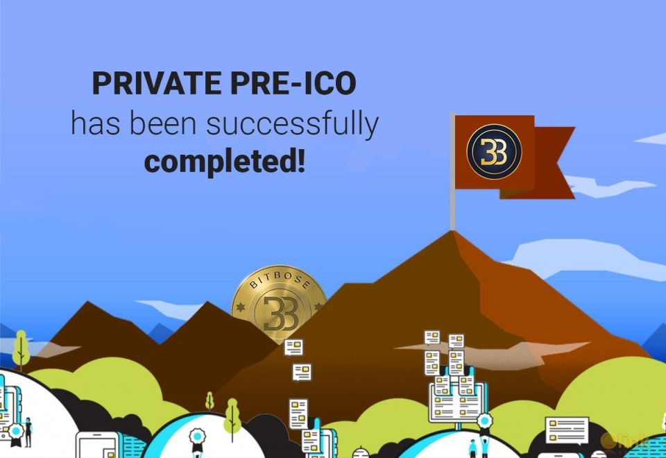 #Bitbosecoin Private Pre-ICO has been successfully completed! We managed to achieve our goals! Thank you all for your participation and support! Stay tuned! ???????????????? ???????????? ????????????-???????????????? ????????????!https://bit.ly/2I75xj7 Join Telegram group: https://t.me/bitbose