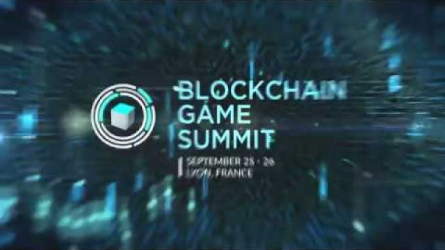 Blockchain Game Summit 2018 - Trailer 3