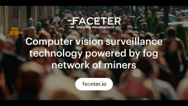 Faceter ICO VIDEO PRESENTATION ON ICOLINK