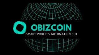 Obizcoin ICO PRESENTATION ON ICOLINK