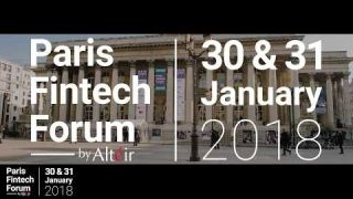 SPOT PARIS FINTECH FORUM 2018 - V2