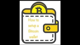 How to setup a bitcoin wallet (short version)