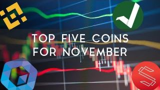 Top 5 Coins to Watch in November