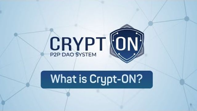 ICO Crypt-ON Video