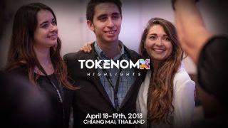 TokenomX April 2018 Highlights