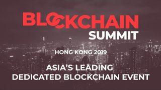 Blockchain Summit Hong Kong 2019 Teaser Trailer