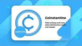 ICO Coinstantine Video on the ICO List - ICOLINK