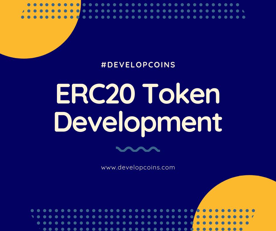 erc20-token-development-services