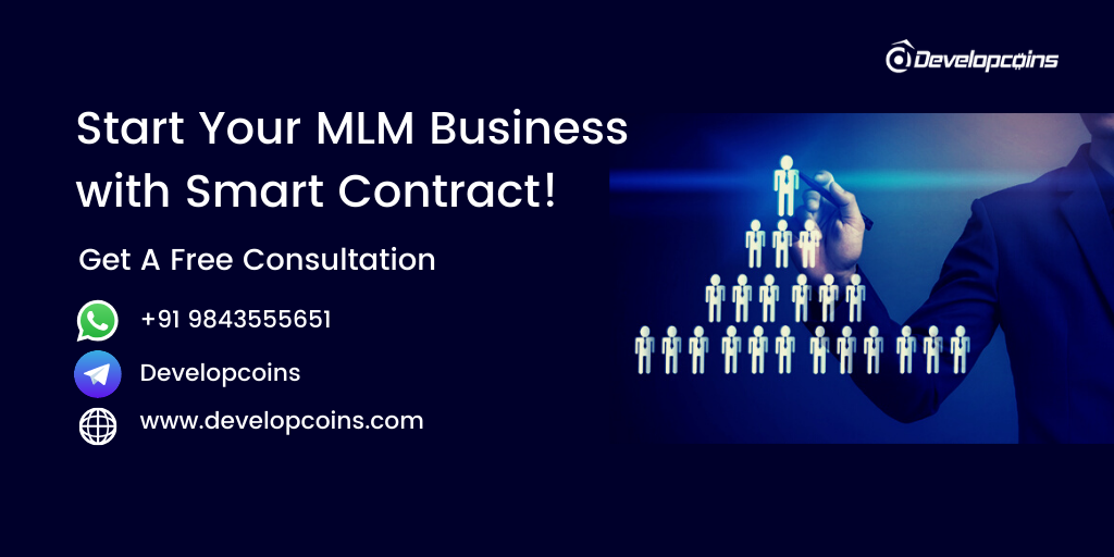 mlm with smart contract solutions
